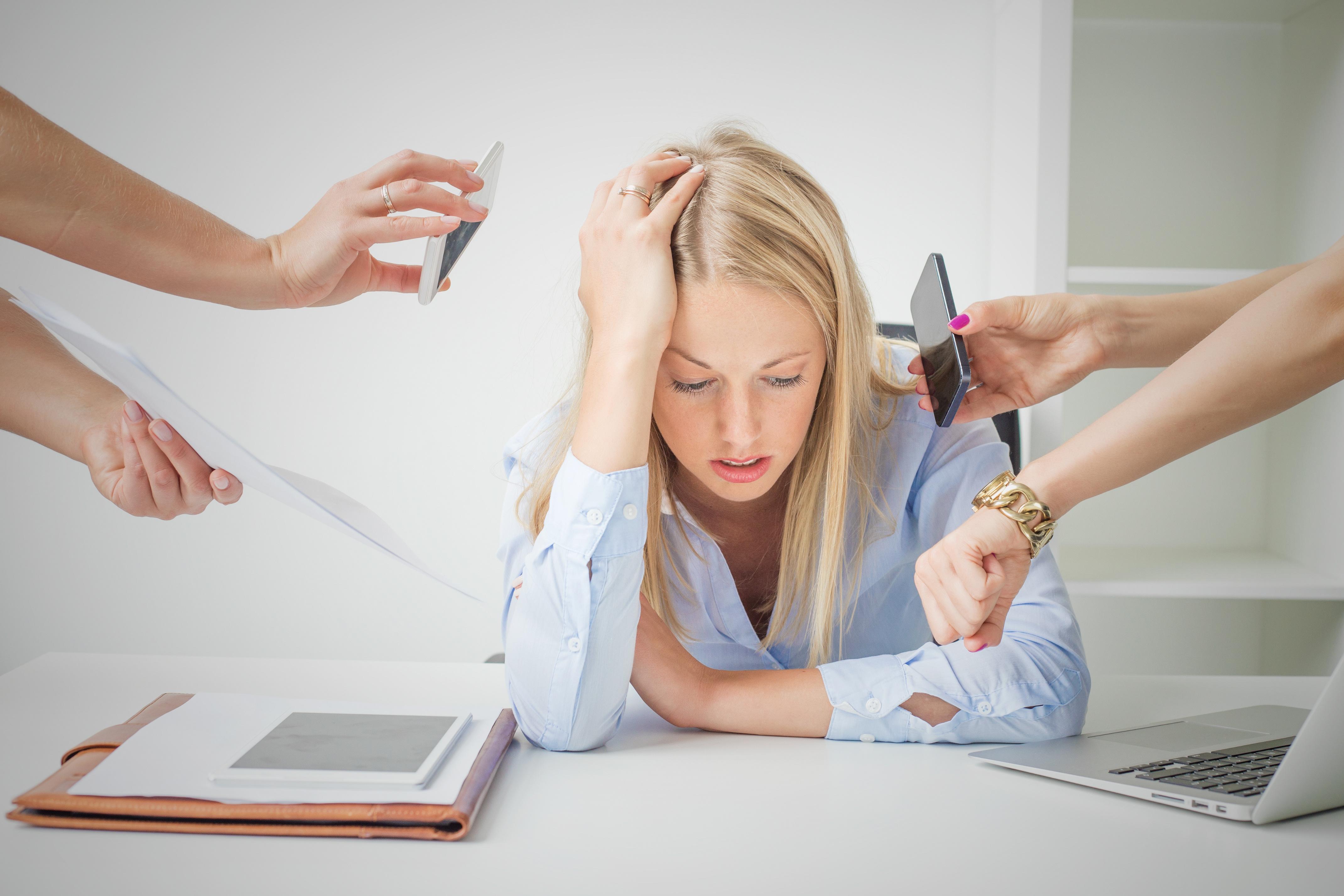 Witamina B12 a stres